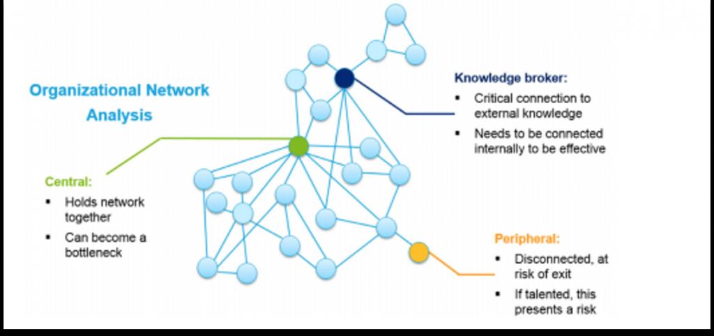 People Analytics - Organizational Network Analysis (ONA) | Unitask-inc.com