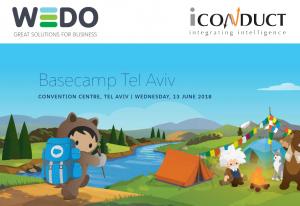 SaleceForce Basecamp Tel-Aviv | יוניטסק - פיתוח תוכנה, יישום מערכות מידע ופתרונות IT