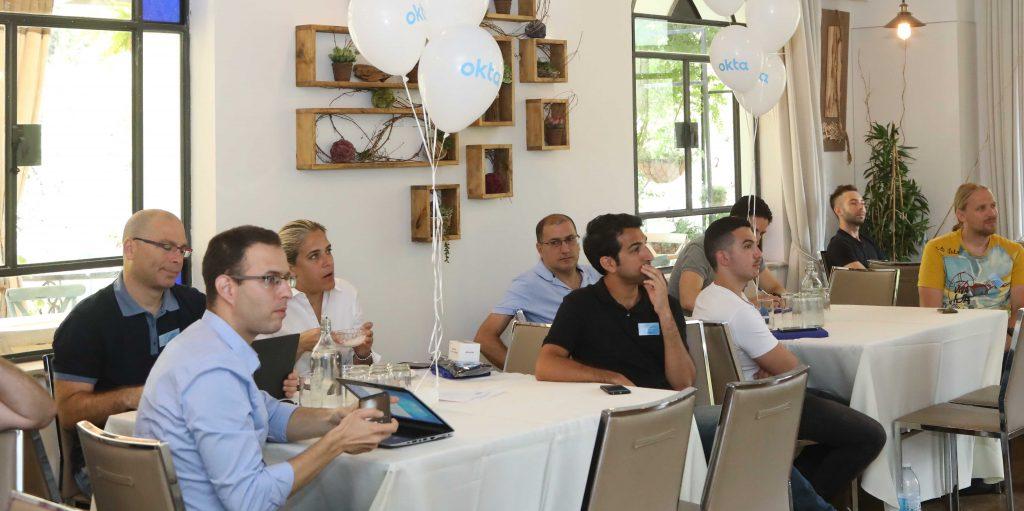 כנס הלקוחות הראשון בישראל של חברת Okta | יוניטסק 7403